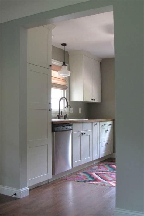 ikea galley kitchen house tweaking 1772