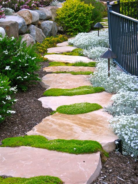 walkway garden tips for creating an inviting walkway hgtv
