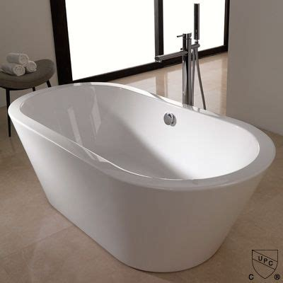 porcelanosa conic tub  home bathroom bathtub small soaking tub tub