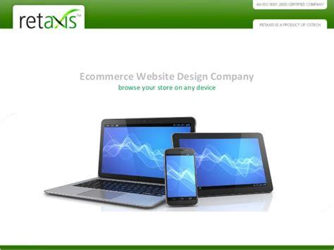 ecommerce website design company ecommerce website design company in india