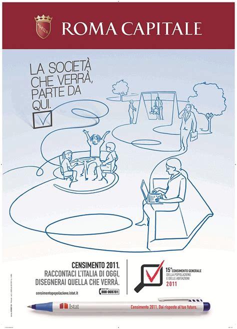 Comune Di Roma Ufficio Stato Civile by Roma Capitale Sito Istituzionale Censimento Generale
