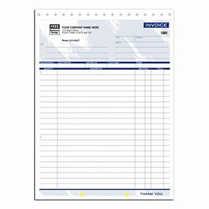 Business forms invoice 106t at print ez for Custom business invoice forms