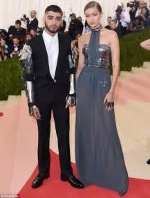 Gigi Hadid and Zayn Malik Together