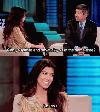 Kardashian Quotes Funny Khloe Moments Giphy Kourtney