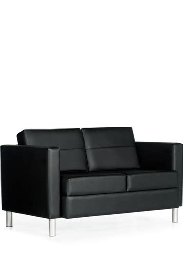 Office Furniture Jimmy Blvd by Global Citi Two Seat Sofa Reception Chairs
