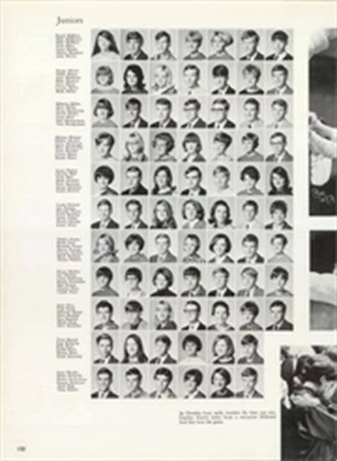 mike nichols springfield mo glendale high school falcon yearbook springfield mo