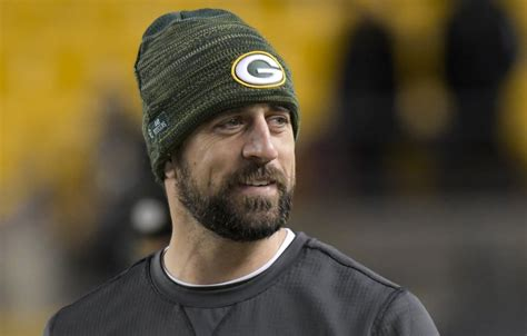 report aaron rodgers    green bay foxonline