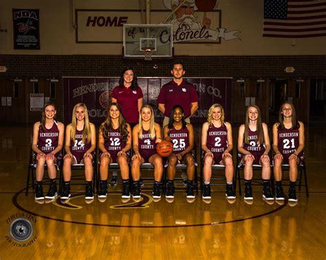 home girls basketball henderson county high school