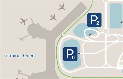 parking p7 orly parking orly ouest parking terminal ouest a 233 roport d 180 orly