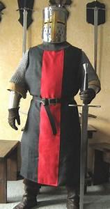 Medieval Knight Heraldry SCA Surcoat Tunic Tabard ...