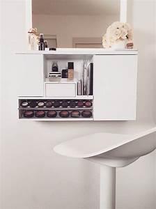 Boite Rangement Maquillage Ikea : meuble pour maquillage stunning boite de rangement bote ~ Dailycaller-alerts.com Idées de Décoration