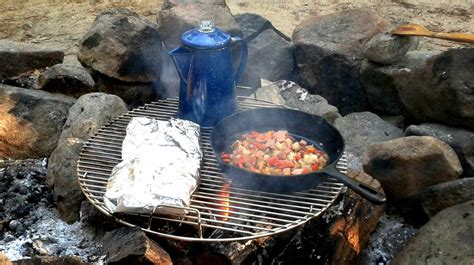 hearty breakfast recipes      camping trip