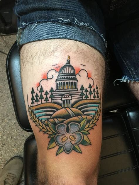 tattoo part    wisconsin tattoos submitted