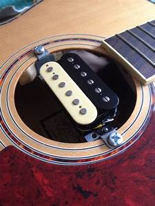 A Lo-fi Acoustic Guitar Pickup