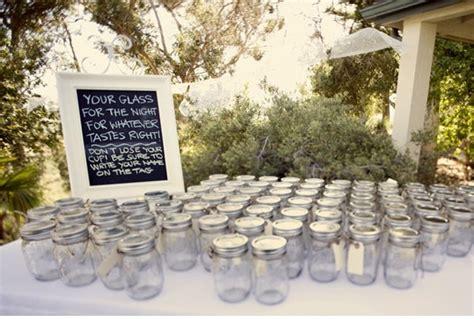 mason jars for vintage weddings diy wedding reception