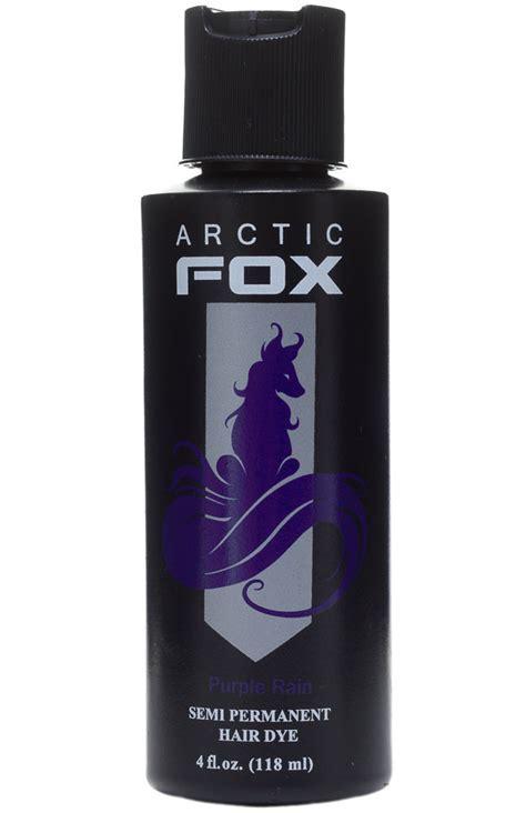 ARCTIC FOX HAIR DYE PURPLE RAIN   Sourpuss Clothing
