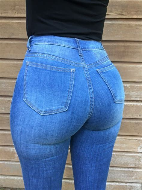 Blue Jeans Big Butt Porn - Big Ass Tight Jeans Public   CLOUDY GIRL PICS