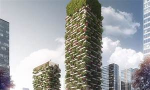 China's first vertical forest in Nanjing to include 1,100 ...