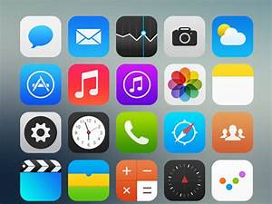 How to Get iPhone iCons for Android