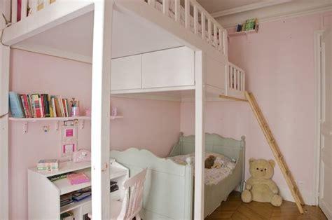 partager une chambre en deux stunning la cration duune mezzanine dans cette chambre a