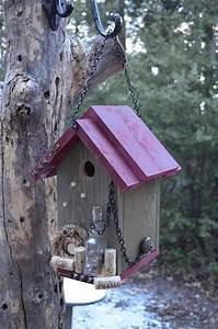 Coeur Designs Designs Créatifs De Cabane à Oiseaux