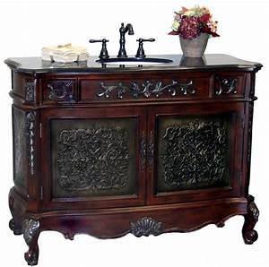 Updating, With, Antique, Bathroom, Vanity