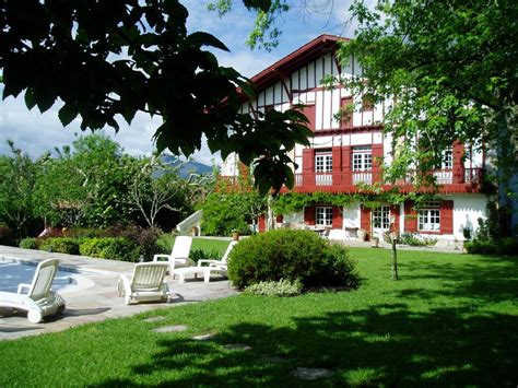 chambres d hotes pays basque chambre d 39 hôtes à sare pyrénées atlantiques etxegaraia