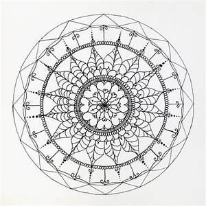 Mandalas Zum Ausdrucken Mandala Ausmalen Kostenlose