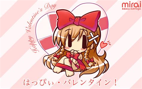 Valentines Day Anime Wallpaper - anime s day wallpaper wallpapersafari