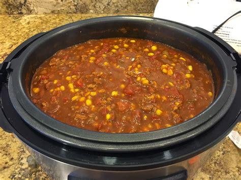 recipe cooker taste of hawaii five alarm chili pressure cooker recipe