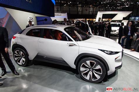 Hyundai Intrado Concept Compacte Suv Op Waterstof