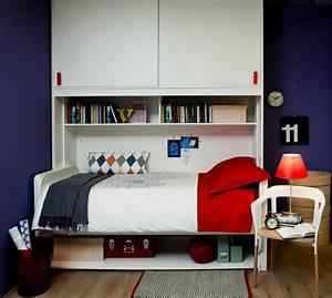 Jugendzimmer Mit Klappbett : jugendzimmer mit schrankbett ~ Sanjose-hotels-ca.com Haus und Dekorationen