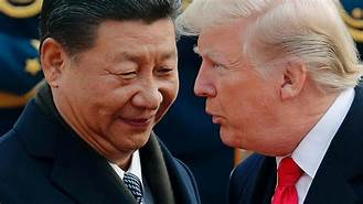 China's Xi calls Donald Trump his friend…