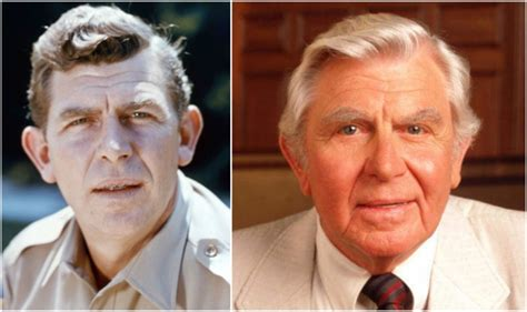 andy griffith show in color andy griffith s height weight his vital plastic changes