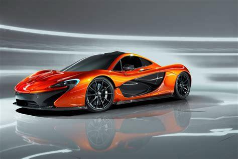 New Mclaren P1 Supercar Concept Previews F1 Successor