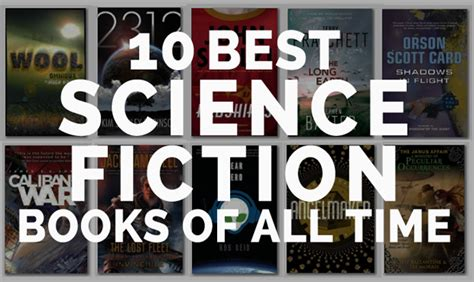Best Science Fiction Books by 10 Best Science Fiction Books Of All Time