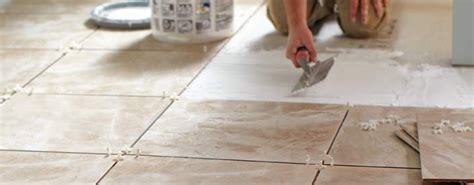 Kitchen Storage Ideas For Small Spaces - how to grout tile floors at the home depot