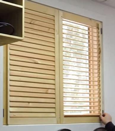 Custom Made Window Blinds by Diy Wooden Blinds Http Www Homediyfixes Diy