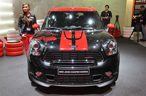 2018 Mini Countryman John Cooper Works Hd Pictures
