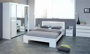 Chambre Moderne Adulte : chambre ikea adulte malm bed and chest of drawers in ~ Melissatoandfro.com Idées de Décoration