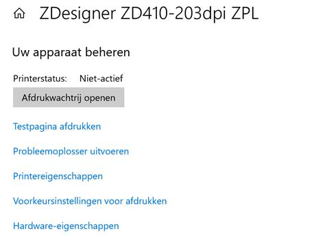 The featured window instructs you to connect the printer to the computer and windows os will find the needed driver for the device. De driver-instellingen voor de Zebra ZD410 printer aanpassen in Windows - Lightspeed Retail
