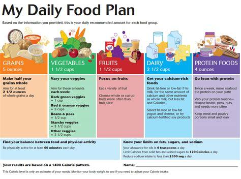 my daily food plan worksheet calleveryonedaveday