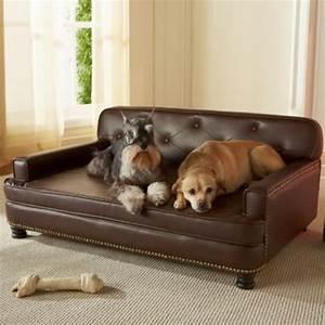 Extra large dog sofa bed dog sofa bed large faux leather for X large dog sofa bed