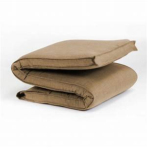 beige textured fabric single folding sleeping bed With folding sofa bed mattress replacement