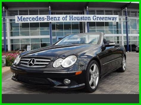 View photos, features and more. Buy used 2009 CLK350 Convertible Used 3.5L V6 24V ...