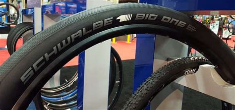 gravel bike reifen interbike 2015 tires for gravel cycling racing schwalbe gravel cyclist the gravel