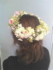 Couronne De Fleurs Mariée : couronne fleurs table mariage ~ Farleysfitness.com Idées de Décoration