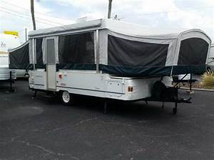 2002 Used Coleman Fairlake Pop Up Camper In Florida Fl