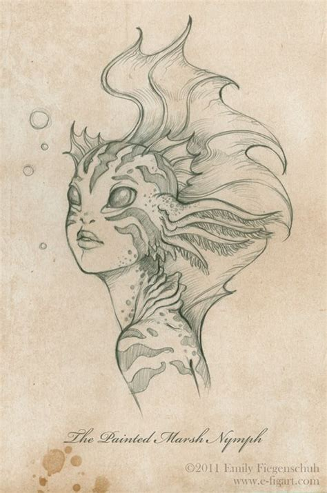 image result  drawing fantasy creatures myths