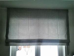 Raffrollo Weiß Grau : raffrollo grau wei vertikal gestreift 2013 in m nchen ~ Lateststills.com Haus und Dekorationen